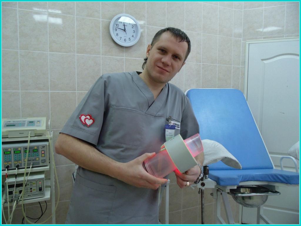 Аппарат Матрикс уролог. Лечение эректильной дисфункции