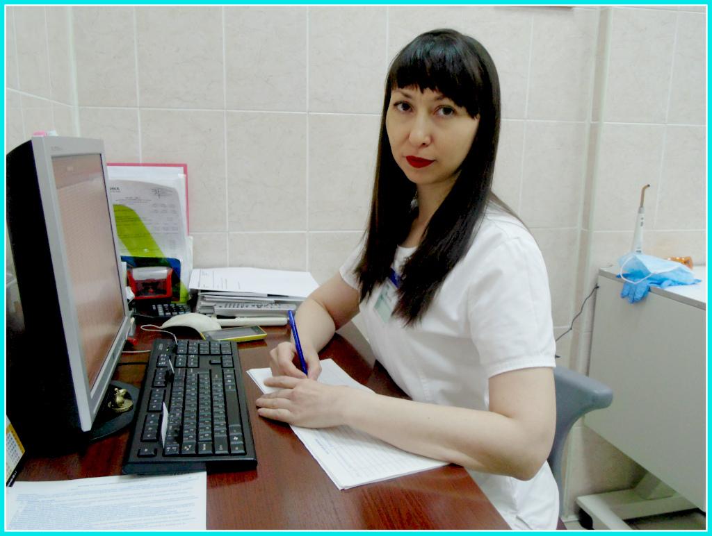 Врач - стоматолог Мурычева И.Н.