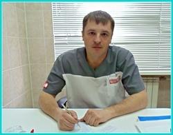 Юрченко В.Ю.  врач - уролог